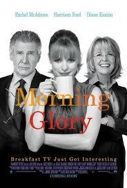 morning glory, harrison ford